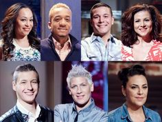 Get to know the seven hopefuls vying for a spot on Food Network Star, Season 12.