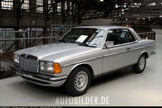 W123 Coupe (Mercedes-Benz) fotografiert von Uwe Fey