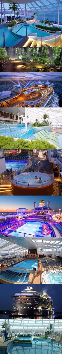 The Good Life - On the new Ocean Liner #Anthem of the Seas ~ #Luxurydotcom