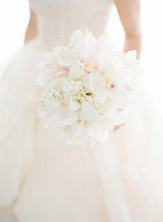 Stunning Wedding Bouquet - KT Merry Photography