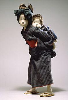 Artista japonês Yuki Atae cria lindos bonecos japoneses | Shimbun
