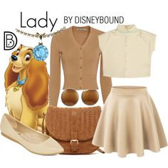 DisneyBound is meant to be inspiration for you to pull together your own outfits which work for your body and wallet whether from your closet or local mall. As to Disney artwork/properties: ©Disney Disney Character Outfits, Cute Disney Outfits, Disney Themed Outfits, Character Inspired Outfits, Disneyland Outfits, Disney Bound Outfits, Princess Outfits, Disney Dresses, Cute Outfits
