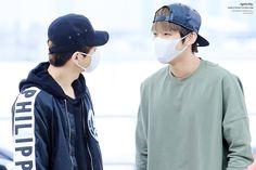 Sungyeol and Myungsoo ^^