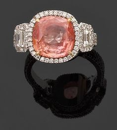 90 Stunning Padparadscha Sapphire Rings that You Must See https://fasbest.com/90-stunning-padparadscha-sapphire-rings-must-see/