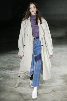 Damir Doma Spring 2018 Menswear Fashion Show Collection