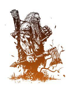Dwarf Mercenary - Arthur Asa