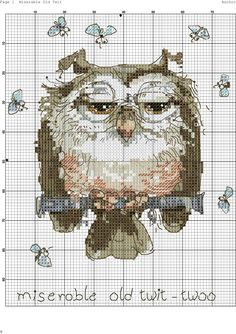 Miserable Old Owl
