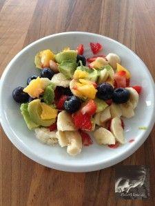 Paleo Babynahrung Rezept: Fruchtsammler-Frühstück ab dem 11. Monat