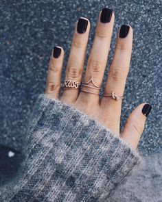 """""""Today's ring party @new1shop  so cold outside❄️ #new1moment #ad"""""""