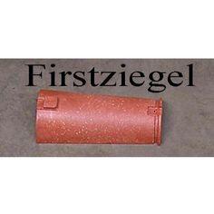 Kunststoffdachziegel Firststein