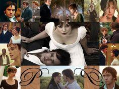 El romanticismo se apodera de la belleza natural de la mujer..