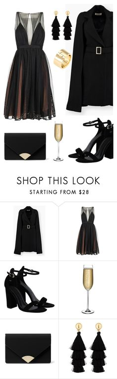 """Untitled #168"" by natashaftr on Polyvore featuring Nude, MICHAEL Michael Kors, Red Herring and Cartier"
