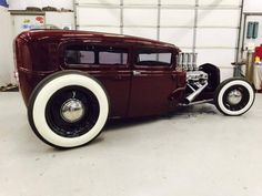 The title pretty much says it, but if it's whitewalls, pinstriping, hot rods, rat rods or pinups......