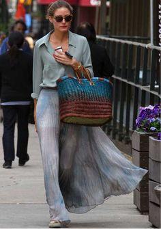 Olivia Palermo Photos - Olivia Palermo leaves the Plaza nail salon in Tribeca. - Olivia Palermo in Tribeca Estilo Olivia Palermo, Olivia Palermo Lookbook, Moda Streetwear, Streetwear Fashion, Estilo Fashion, Ideias Fashion, Fearne Cotton, Star Fashion, Love Fashion