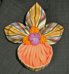 fabric orchid