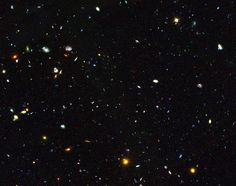Hiding among these thousands of galaxies are faint dwarf galaxies residing in the early universe, between 2 and 6 billion years after the big bang, an important time period when most of the stars in the universe were formed. Some of these galaxies are undergoing starbursts.. New observations from NASA's Hubble Space Telescope show small galaxies, also known as dwarf galaxies, are responsible for forming a large proportion of the universe's stars.