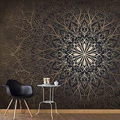 Papier peint 50x35 cm - 3 couleurs au choix - Top vente - Papier peint - ornement Abstraction f-A-0491-a-d: Amazon.fr: Cuisine & Maison