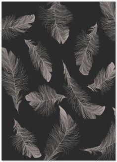 Feathers tattoo idea