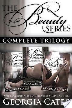 Românticos e Eróticos  Book: Georgia Cates - Beauty #1 a #3