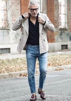 ダブルジャケットの着こなし・コーディネート一覧【メンズ】 | Italy Web