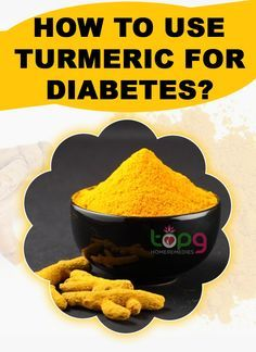 How to Use Turmeric for Diabetes..?