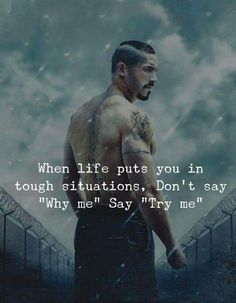 Try me. success quotes Best Words of Encouragement for Hard Times Motivacional Quotes, Joker Quotes, Quotable Quotes, Great Quotes, Words Quotes, Sayings, Bring It On Quotes, Qoutes, Strong Quotes