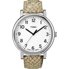 Timex Modern Heritage T2N594 - Watch Woman *** Click on the watch for additional details.