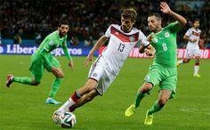 Brazil chỉ được đánh giá cao ở hàng thủ, trong khi Đức trội hơn ở những vị trí còn lại - kể cả thủ môn - trước cuộc chạm trán ở bán kết hôm ...