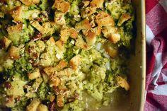 OBIADY Zapiekany kalafior i brokuł