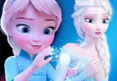 mermaidsbeauty:  Disney Princesses +little/grown