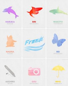 Free! Iwatobi Swim Club ~~ Via Tumblr