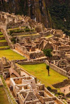 "bluehome91: ""City of Stone Machu Picchu Peru  "" http://www.southamericaperutours.com/peru/9-days-peru-land-of-the-incas.html"