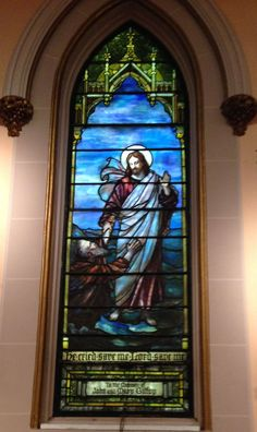 "St Joseph's Church, Troy, NY ""Save Me, Lord"""
