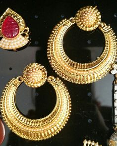 UK Seller Bollywood Indian Partywear BIG earring bridal traditional designer  in Jewellery & Watches, Costume Jewellery, Earrings   eBay!