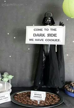 Dark side treats