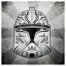 Star Wars Sugar Skull.