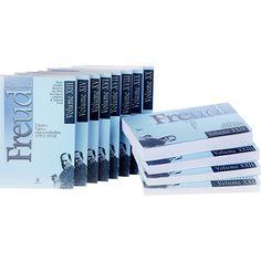 Submarino Livro - Sigmund Freud: Obra Completa (24 Volumes) - Edição Standard - R$442,71