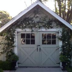 Awesome Home Garage Door Design Ideas 4