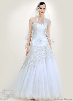 bc73e4049626 Francesca Miranda Wedding Dresses Fall Winter 2011-2012
