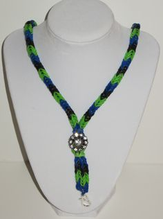 Rainbow Loom Lanyard Tutorial