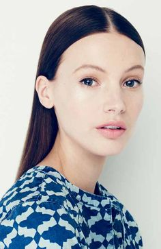 Into the Glow|Using all-natural makeup line, RMS Beauty| Living Luminizer and Lip2Cheek|via J.Crew