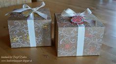 HandWerk aus Papier: Geschenkverpackungen