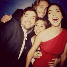 Torrance coombs adelaide kane and toby regbo