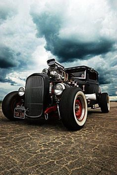 Hot Rod....Hell Yeah!  I want this thing!