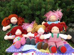 Bamboletta Cuddle Dolls