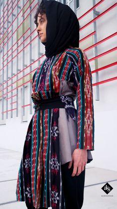 ALKHANSAS Modest Fashion. Spring Summer 2019. A Warrior. www.alkhansas.com