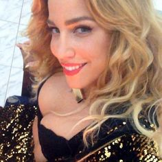 Επικίνδυνα σέξι η τραγουδίστρια - Δείτε τις φωτογραφίες της