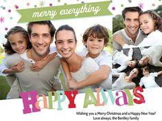 Christmas Confetti Collage