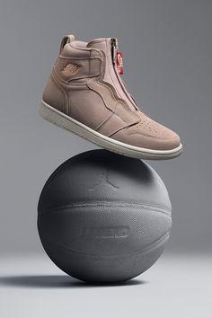 the latest e1a94 f78de The Air Jordan I Hi Zip  Particle Beige  is available now on Jordan.com