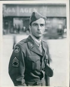 Montgomery Clift in The Big Lift 1950